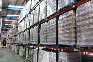 Warehouse & Forklift