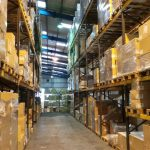 AMG efficiently organises its warehouse