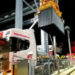 Loading a Container at London Gateway